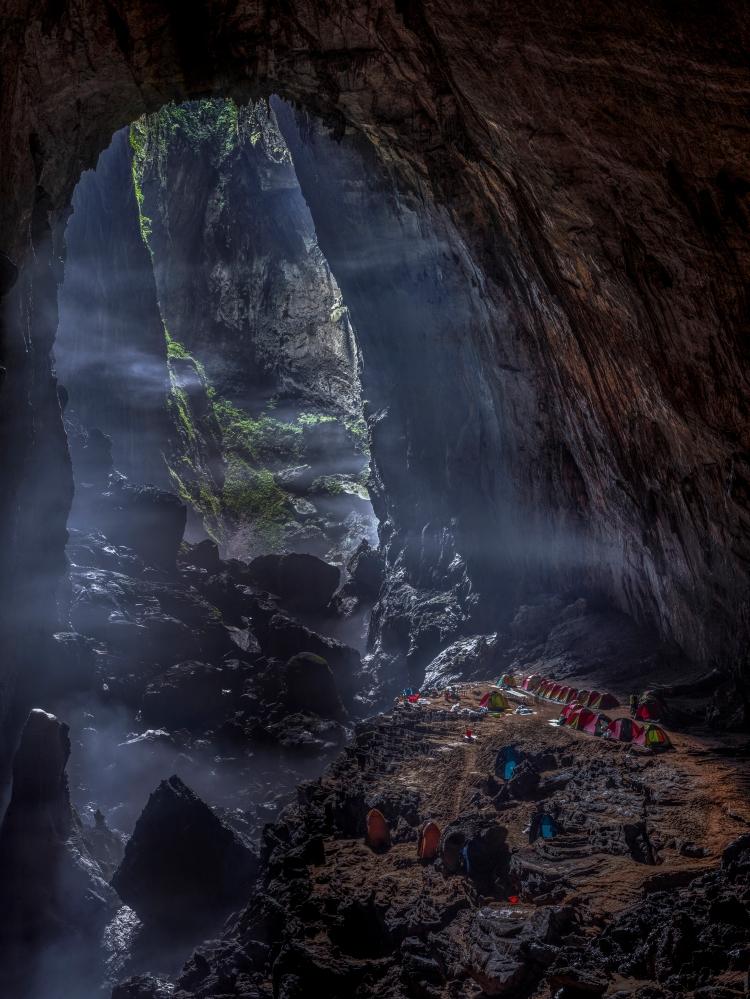 越南 韓松洞 Son Doong Cave Phase One Photo Cheric photography