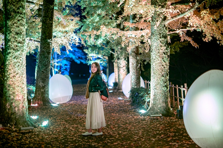霸氣窮遊 Japan 日本 四國 高知 高知城 teamLab 光影藝術 光之祭 打卡 Charo Cheric